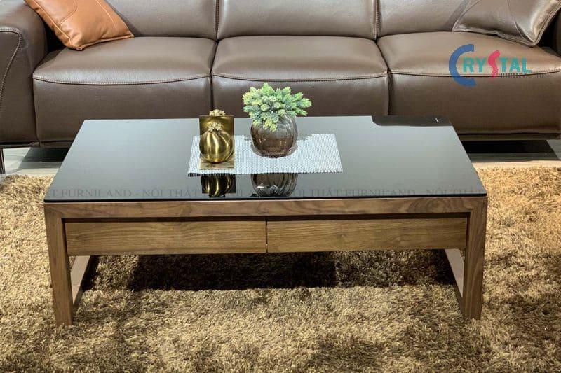 kích thước tiêu chuẩn của đồ nội thất phòng khách - Crystal Design TPL