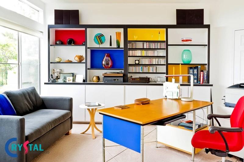 các kiểu phong cách nội thất - Crystal Design TPL