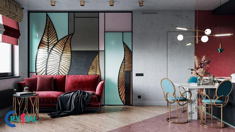 các phong cách nội thất tiêu biểu - Crystal Design TPL