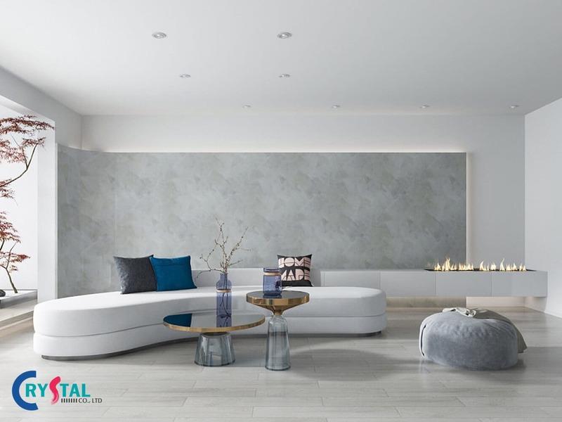các phong cách thiết kế nội thất hiện nay - Crystal Design TPL