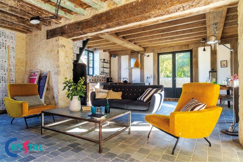 các phong cách thiết kế nội thất thịnh hành - Crystal Design TPL