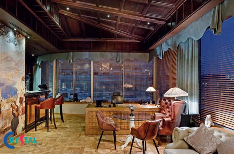 các phong cách thiết kế nội thất văn phòng hot nhất - Crystal Design TPL