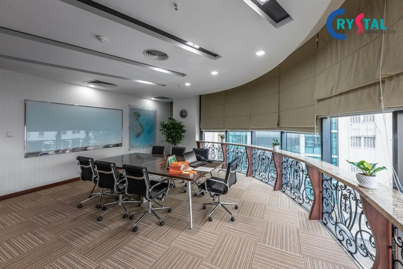 các tiêu chí thiết kế văn phòng cho thuê - Crystal Design TPL