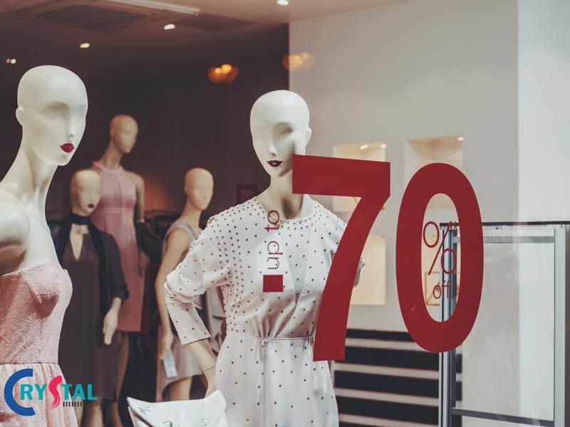 cách trang trí cho shop quần áo