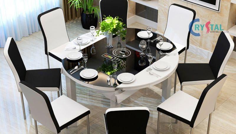 chuẩn thiết kế đồ nội thất sang trọng - Crystal Design TPL