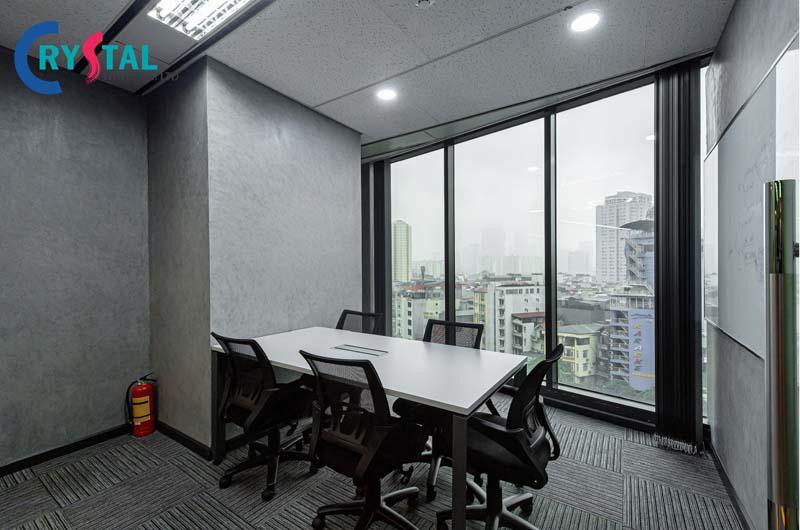 không gian văn phòng độc đáo
