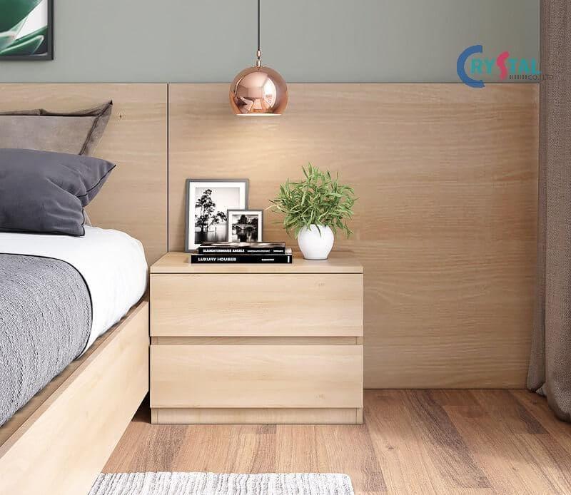 kích thước tiêu chuẩn thiết kế nội thất - Crystal Design TPL