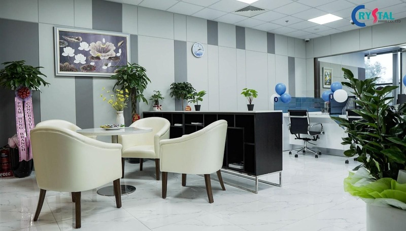 kiến trúc công nghiệp - Crystal Design TPL
