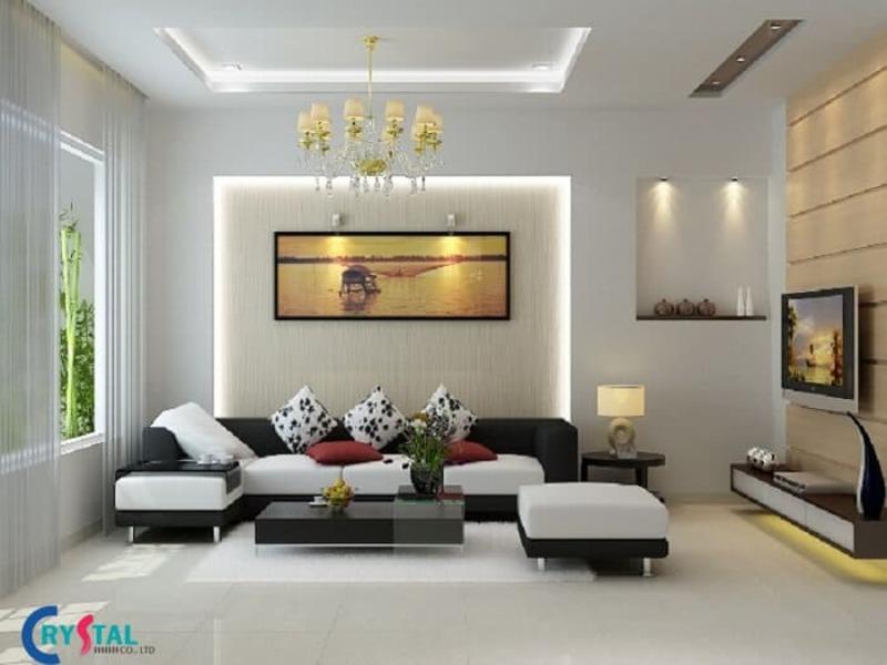 kiến trúc hiện đại mới - Crystal Design TPL