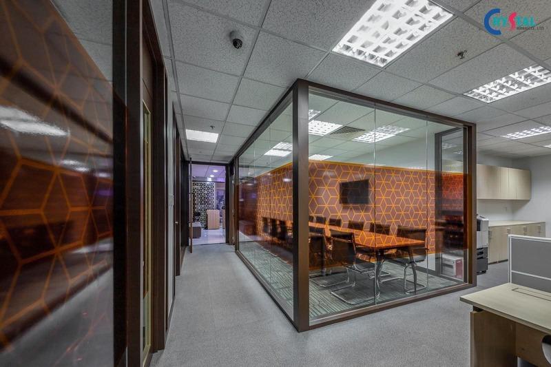 kiến trúc nhà công nghiệp - Crystal Design TPL