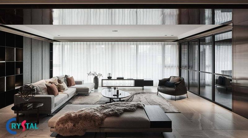 kiến trúc nhà hiện đại - Crystal Design TPL