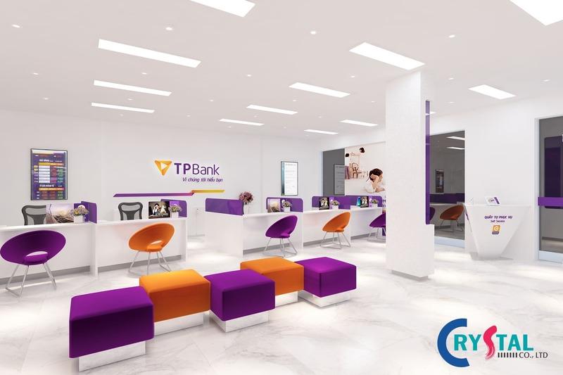 lưu ý khi thiết kế văn phòng giao dịch - Crystal Design TPL