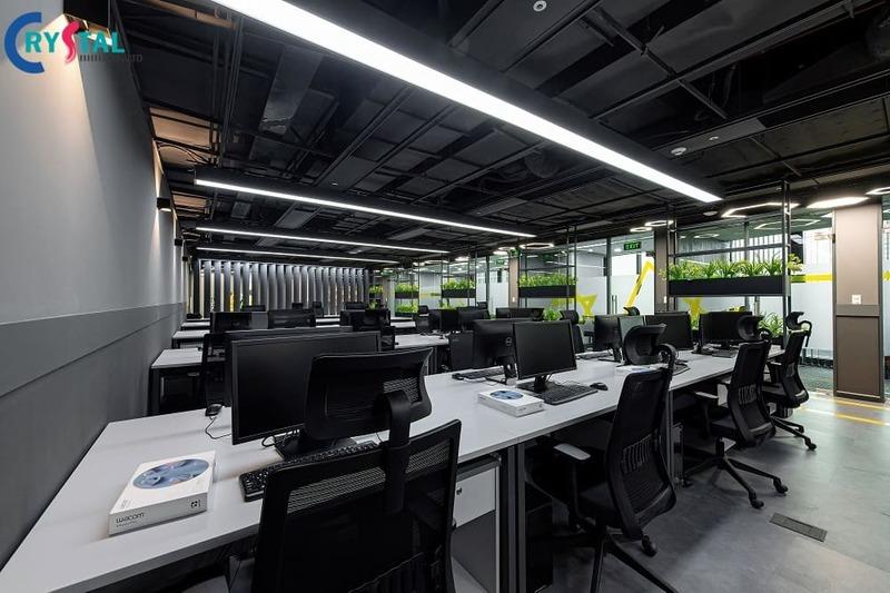 lý do cần thiết kế văn phòng làm việc - Crystal Design TPL