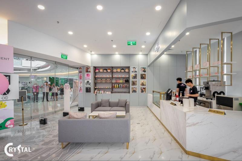 nhà đẹp phong cách hiện đại - Crystal Design TPL