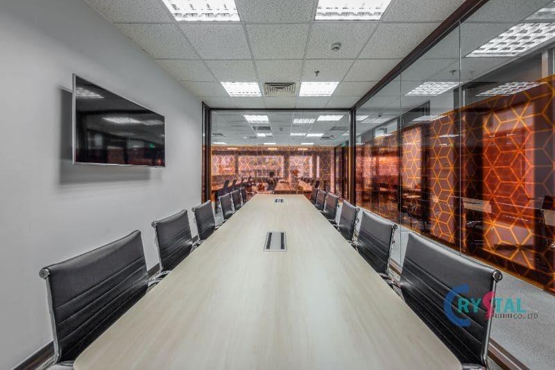 nhà văn phòng đẹp - Crystal Design TPL