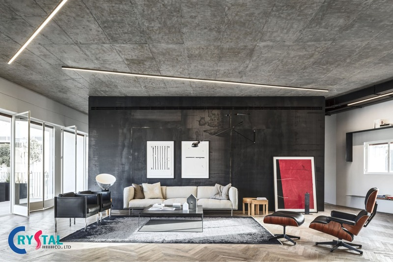 những phong cách trong thiết kế nội thất - Crystal Design TPL