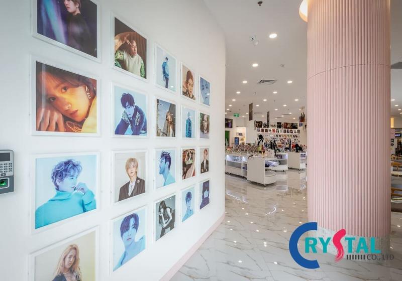 nội thất đương đại - Crystal Design TPL