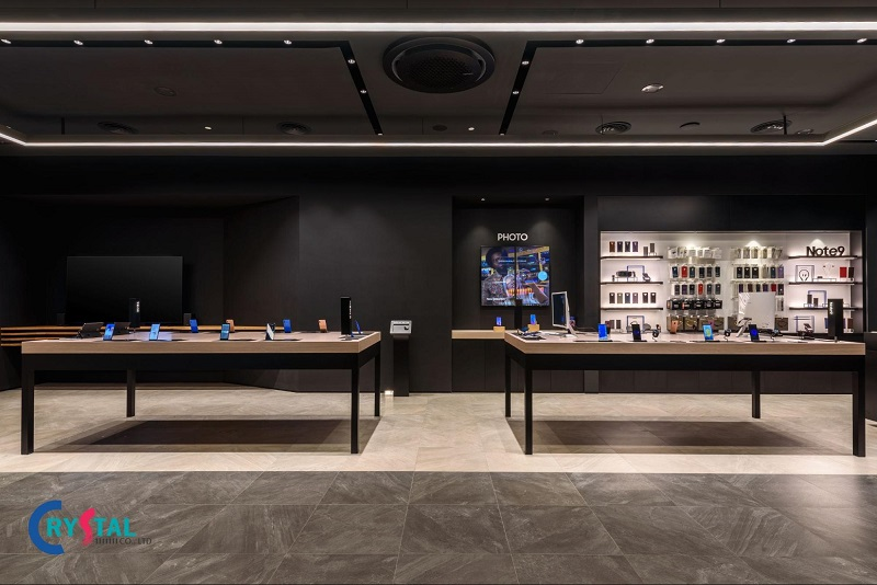 nội thất hiện đại - Crystal Design TPL