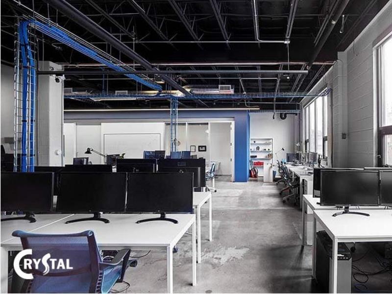 nội thất phong cách minimalism - Crystal Design TPL