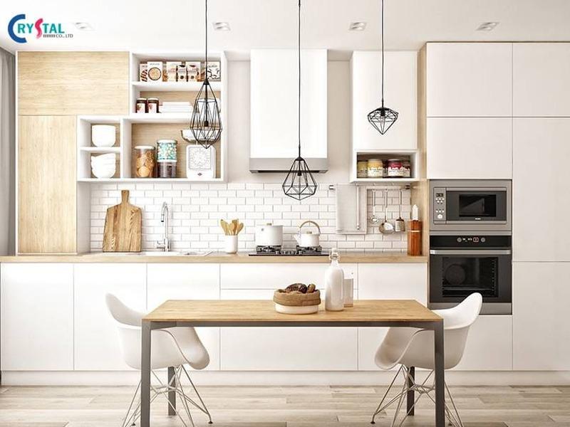 phong cách bắc âu trong thiết kế nội thất - Crystal Design TPL