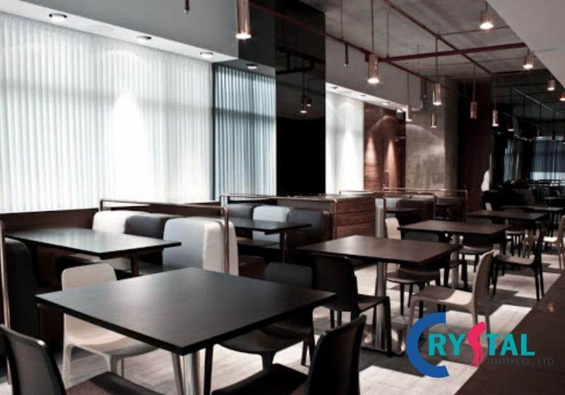 phong cách đương đại trong nội thất - Crystal Design TPL