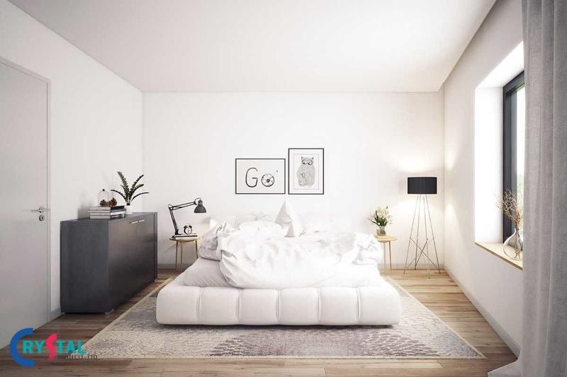 phong cách kiến trúc minimalism - Crystal Design TPL
