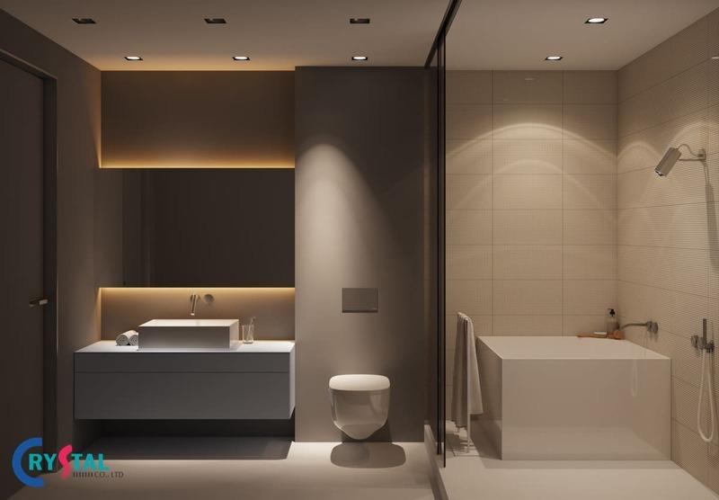 phong cách minimalism nội thất và kiến trúc - Crystal Design TPL
