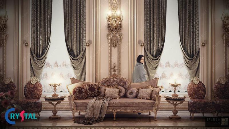 phong cách nội thất đẹp - Crystal Design TPL
