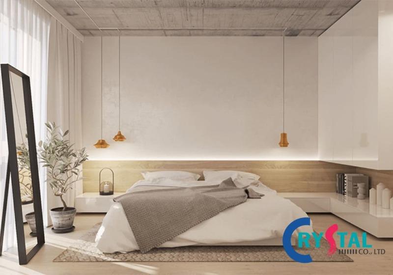 phong cách nội thất đương đại là gì - Crystal Design TPL