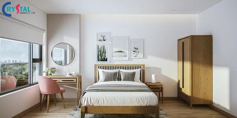 phong cách scandinavian trong thiết kế nội thất - Crystal Design TPL