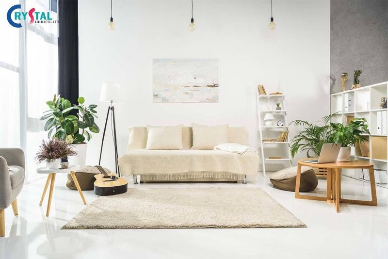 phong cách thiết kế nội thất bắc âu - Crystal Design TPL