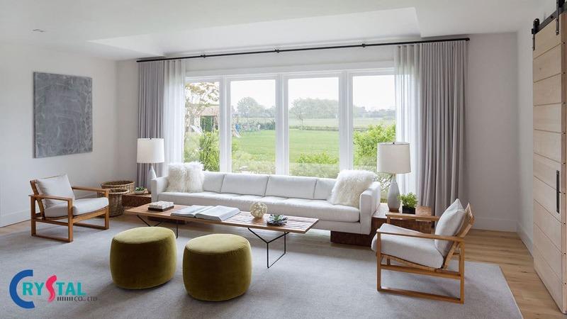 phong cách thiết kế nội thất minimalist - Crystal Design TPL