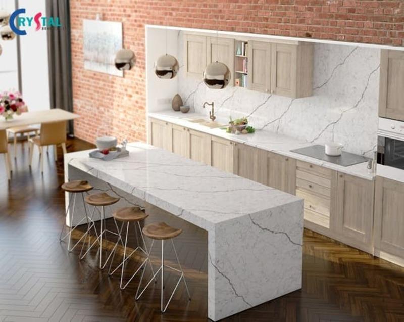 phong cách thiết kế showroom đẹp - Crystal Design TPL