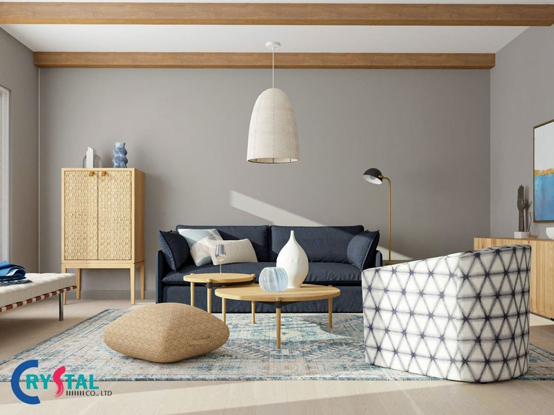 phong cách thiết kế - Crystal Design TPL