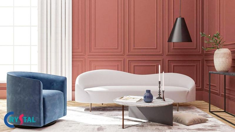 phong cách tối giản trong nội thất - Crystal Design TPL