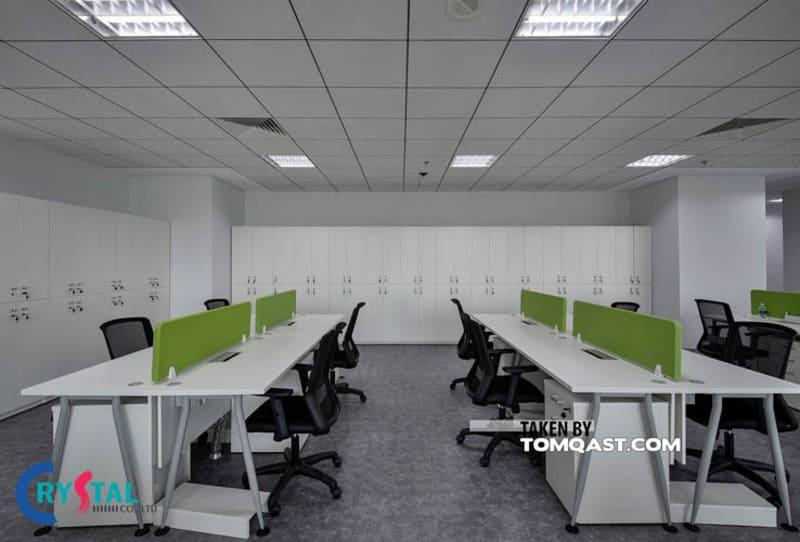quy chuẩn thiết kế trụ sở văn phòng làm việc - Crystal Design TPL