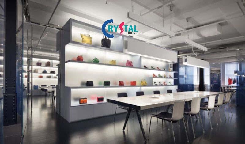 showroom là gì - Crystal Design TPL