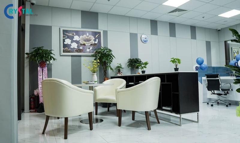 Tại sao cần đầu tư thiết kế nội thất văn phòng - Crystal Design TPL