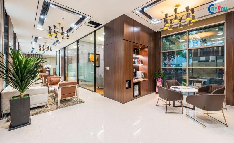 thi công nội thất theo phong cách industrial style - Crystal Design TPL
