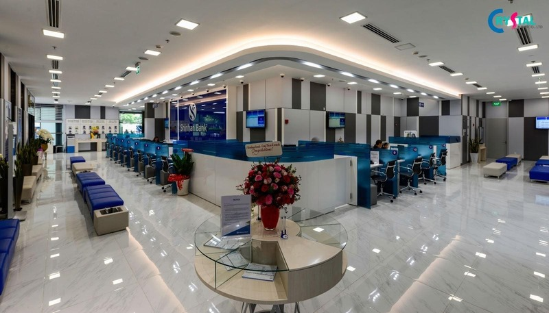 thiết kế công nghiệp cho văn phòng là gì - Crystal Design TPL