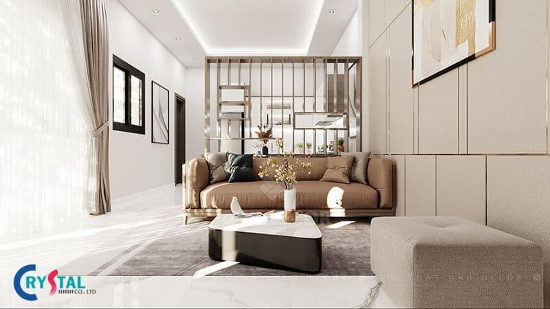 thiết kế nhà hiện đại - Crystal Design TPL