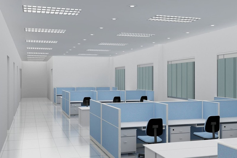 thiết kế nhà văn phòng - Crystal Design TPL
