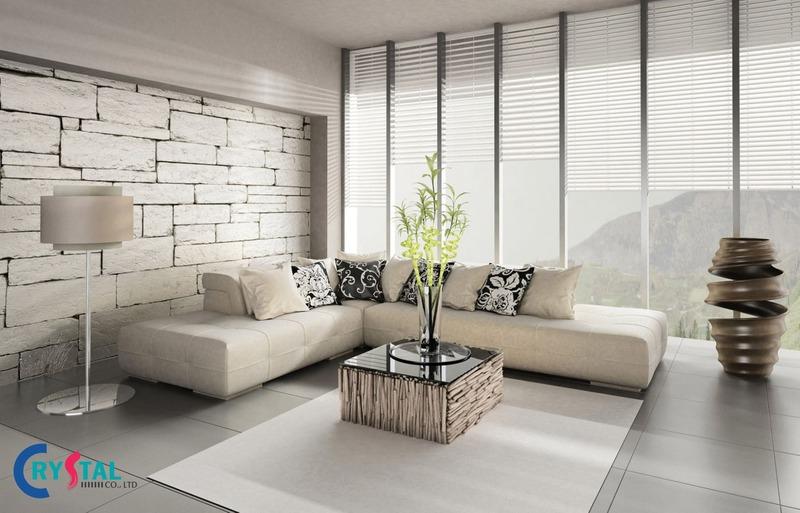 thiết kế nội thất phong cách minimalism - Crystal Design TPL