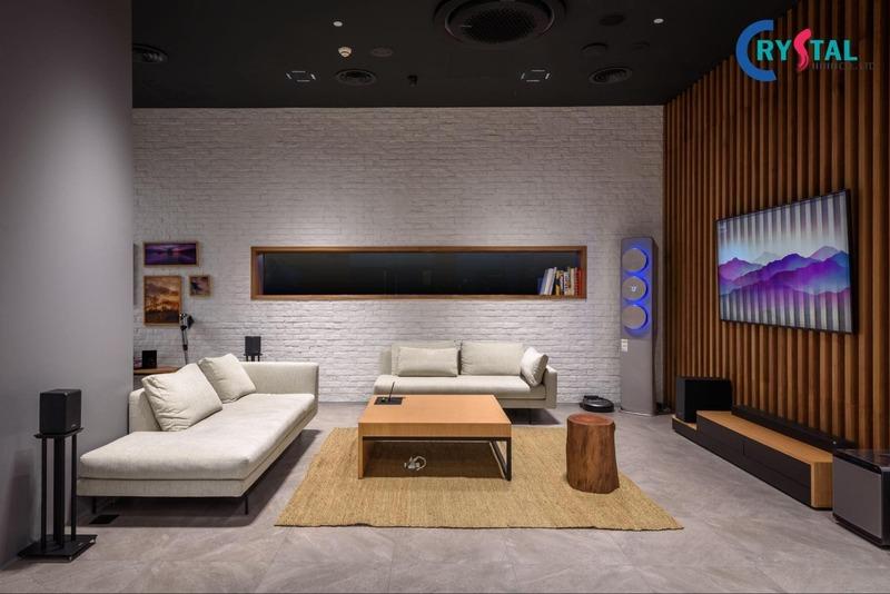 thiết kế nội thất trọn gói giá rẻ - Crystal Design TPL