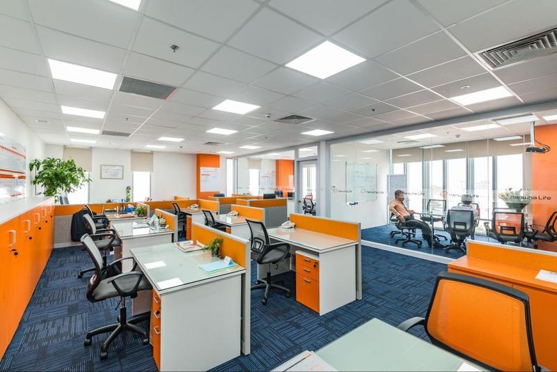 thiết kế nội thất văn phòng chuyên nghiệp - Crystal Design TPL