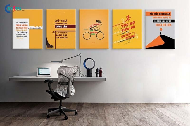 thiết kế phòng làm việc lãnh đạo