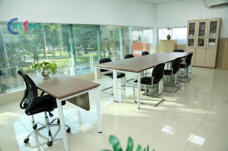 thiết kế tòa nhà văn phòng - Crystal Design TPL