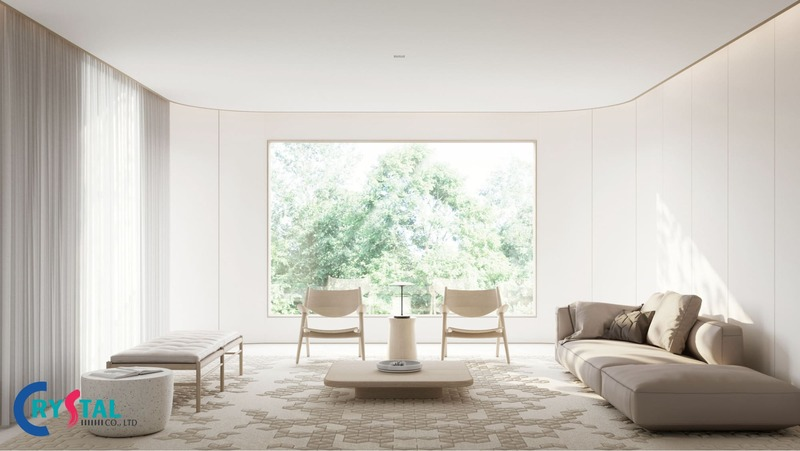 thiết kế tối giản - Crystal Design TPL