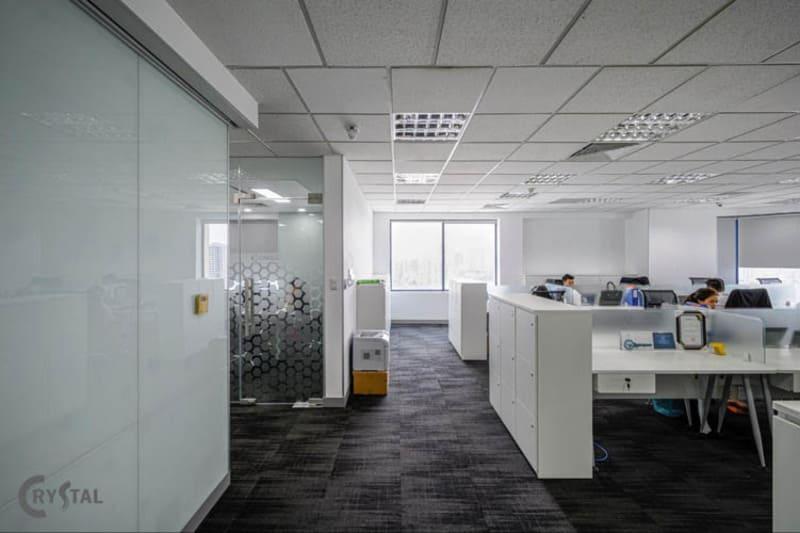 tiêu chí thiết kế thi công phòng làm việc - Crystal Design TPL