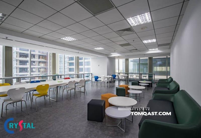 tiêu chí thiết kế văn phòng làm việc - Crystal Design TPL